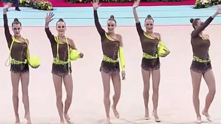 Украина завоевала серебро на этапе Кубка мира по гимнастике