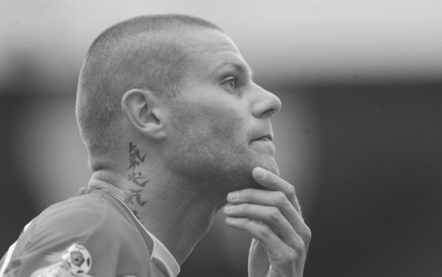 Известный чешский футболист покончил жизнь самоубийством