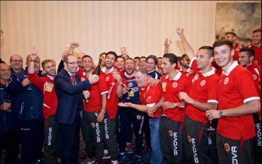 Позор сборной Украины Мальта выиграла впервые за два года