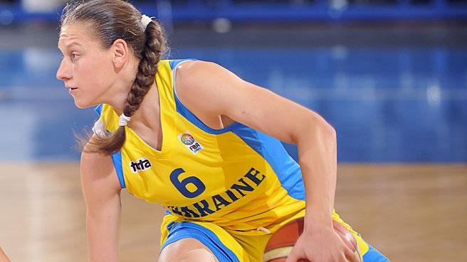 Украинка стала самым результативным игроком Евробаскета-2017
