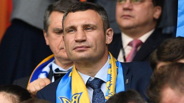 Виталий Кличко станет первым украинцем в Международном зале славы бокса