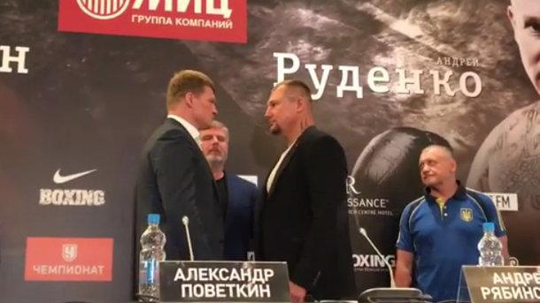 Поветкин перед боем с украинцем Руденко не пил алкоголь и провел 100 раундов спаррингов