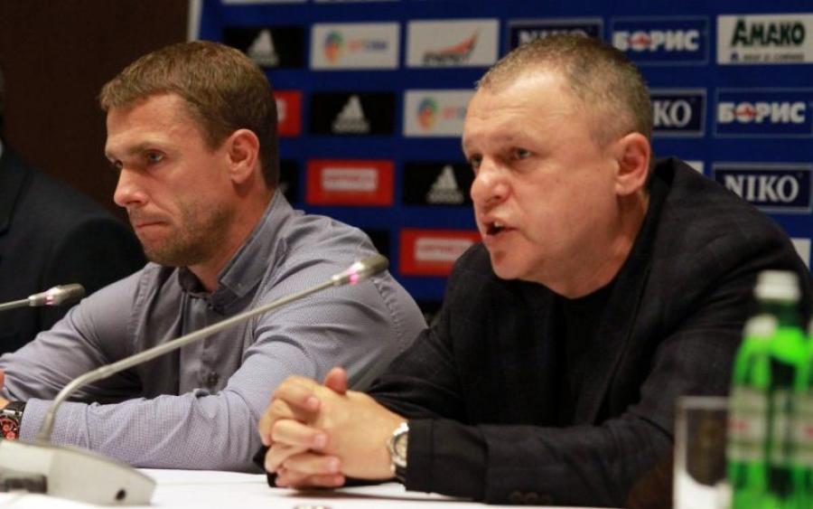 Не спал три ночи: президент Динамо недоволен решением Реброва