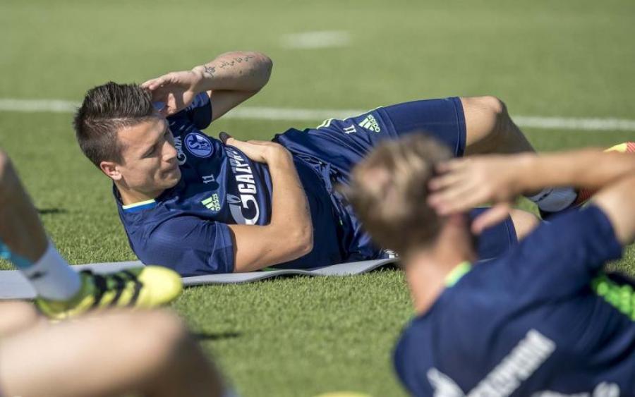 Чешский футбольный клуб прояснил ситуацию Коноплянки и Ротаня