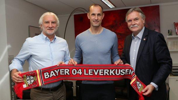 «Байер» назначил третьего тренера за полгода