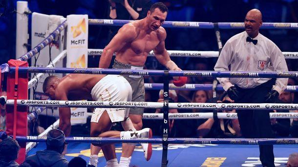 Джошуа: «Я надеюсь, что реванш с Кличко состоится, но без шестого раунда»