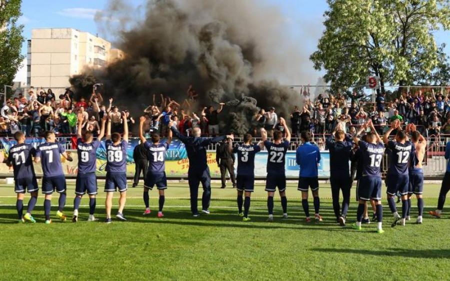 Футбольный клуб из Чернигова угрожает прекратить существование