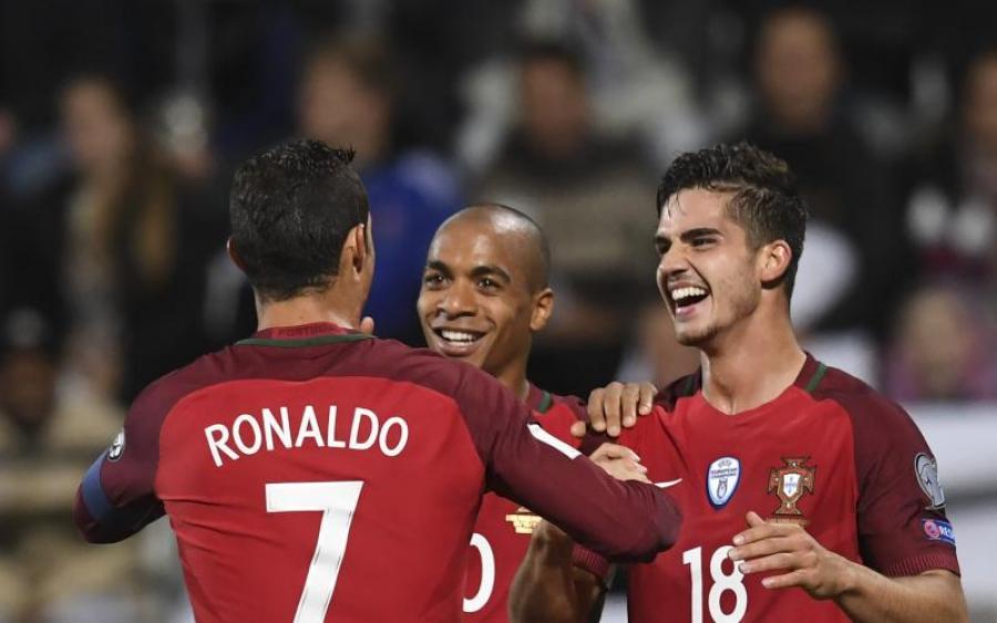 Роналду назвал преемника в сборной Португалии