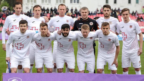Худшая команда прошлого чемпионата «Волынь» может сохранить место в Премьер-лиге