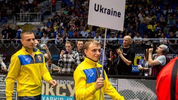 Украинские боксеры попали в топ-8 лучших на Чемпионате Европы