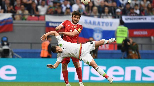 Мексиканский вратарь заявил, что российским футболистам не хватает техники