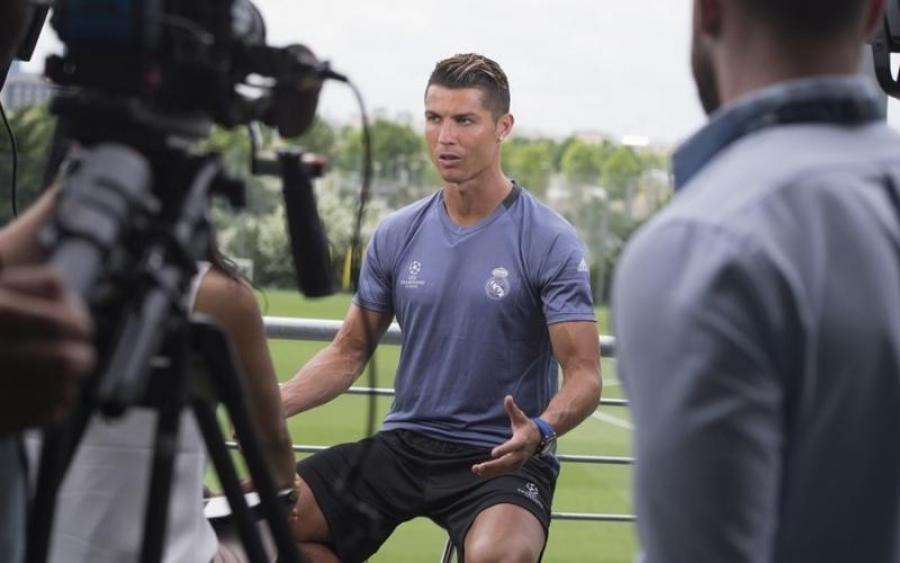 Роналду: Хотим выиграть Лигу чемпионов дважды подряд