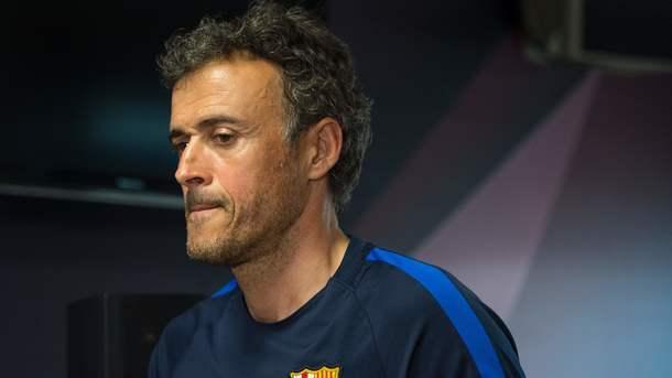 Экс-тренер «Барселоны» Луис Энрике может заменить в «Челси» Антонио Конте