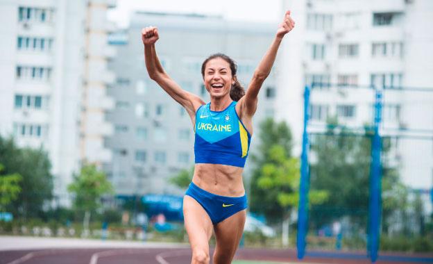 Ольга Ляхова победила в беге на 800 метров на ЧЕ по легкой атлетике