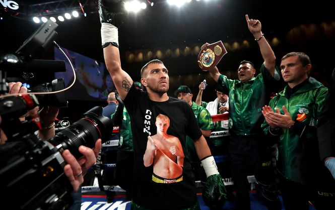В команде Ломаченко отреагировали на вызов кубинского боксера