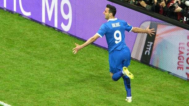 Экс-форвард «Днепра» согласился перейти в «Милан»