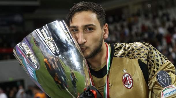 «Милан» готов платить 18-летнему вратарю 4,5 миллиона евро в год