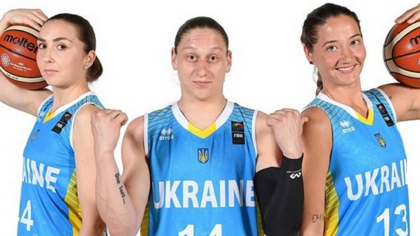 Украина досрочно вышла в 1/8 финала Евробаскета-2017