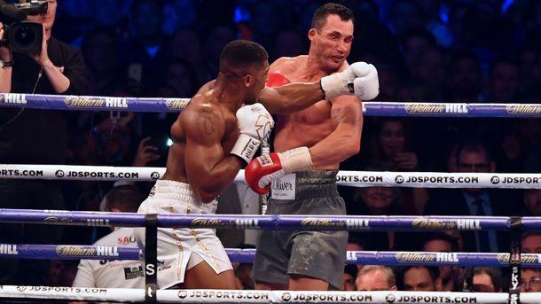 Кличко против Джошуа: На кого делают ставки известные боксеры
