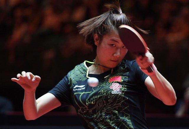 Китаянка Дин Нин стала шестикратной чемпионкой мира по настольному теннису