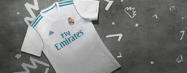 «Реал» представил домашнюю и выездную форму на новый сезон