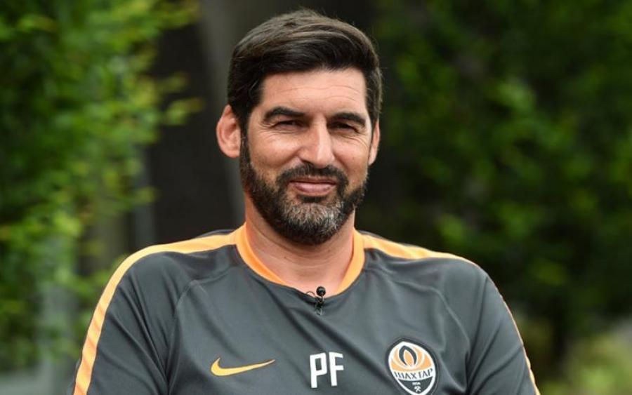 Тренер Шахтера рассказал о целях клуба на следующий сезон