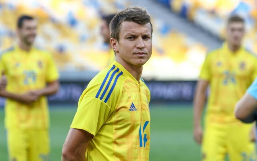 Капитан сборной Украины в ближайшее время станет игроком чемпиона Чехии