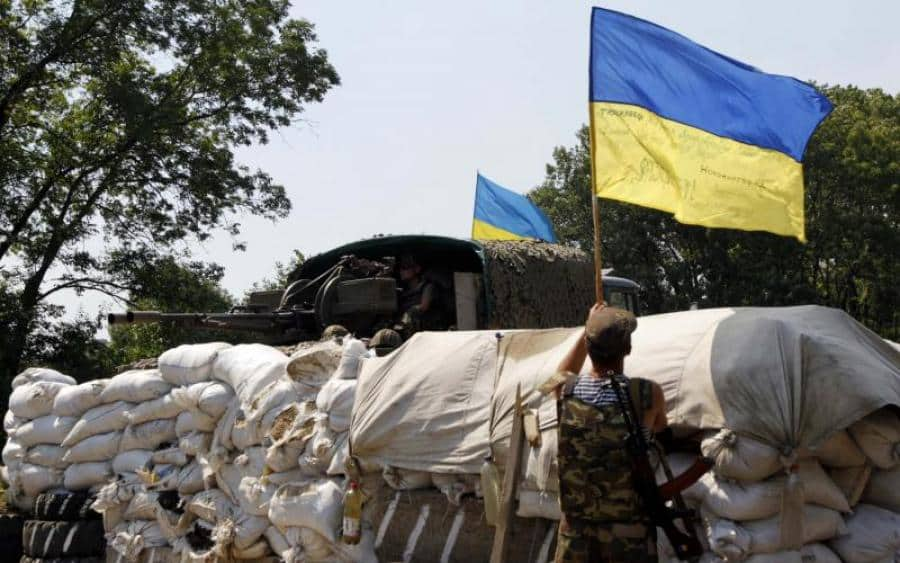 Известный украинский спортсмен погиб в зоне АТО