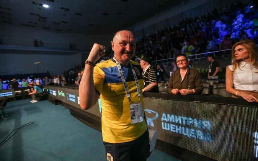 Тренер сборной Украины по боксу призывает спортсменов не выступать в России