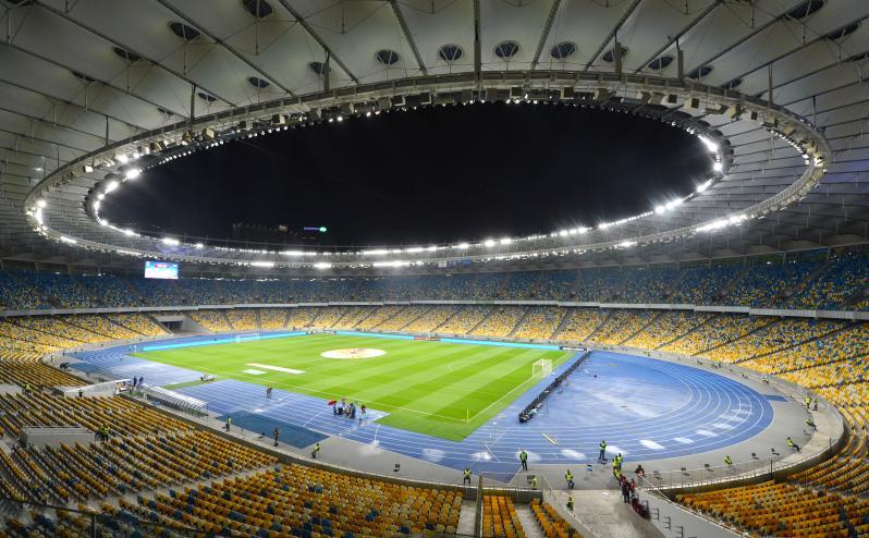 Стало известно, где сборная Украины планирует сыграть с Хорватией