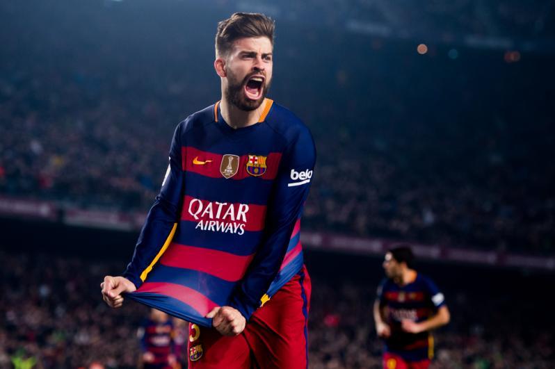 Стало известно, какую сумму получила Барселона от своего титульного спонсора