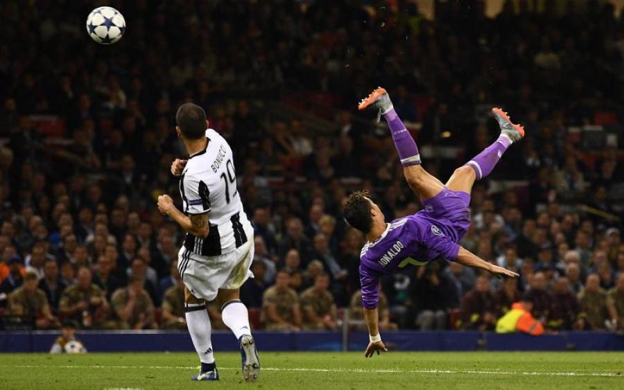 Реал выступил с заявлением о финансовых махинаций Роналду