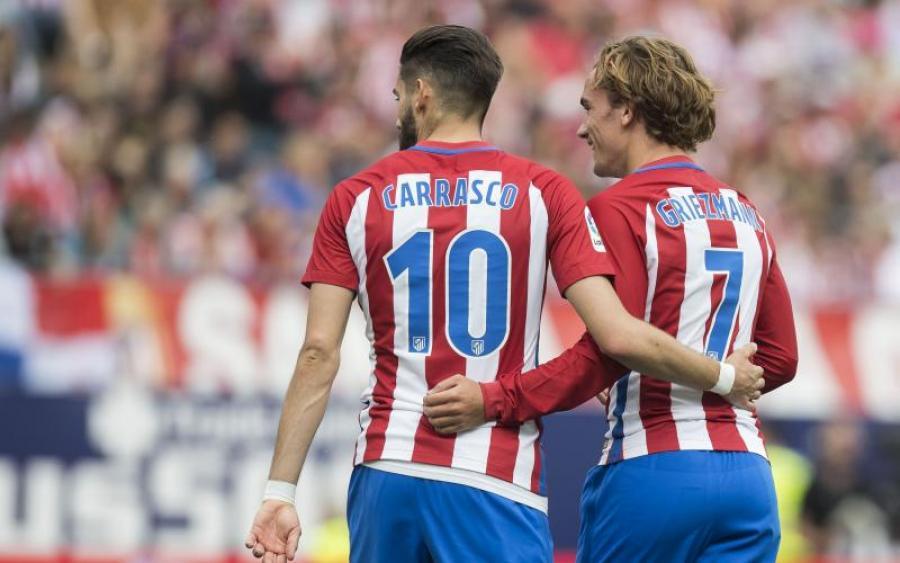 Бавария планирует выложить кругленькую сумму за полузащитника Атлетико