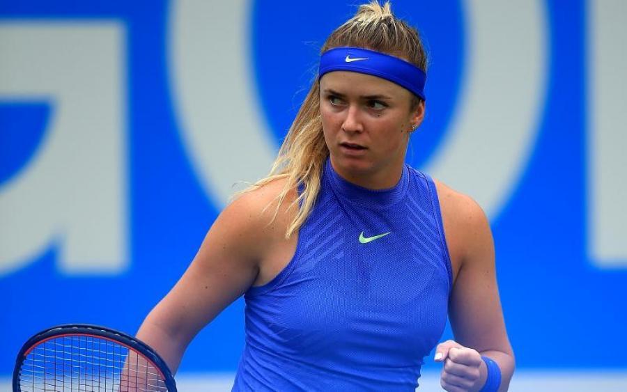 Лучшая украинская теннисистка получила государственную награду