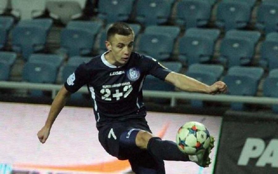Украинский футболист переехал в чемпионат Турции