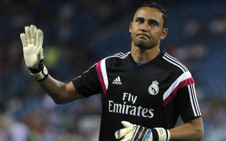 Игроки Реала попросили президента не продавать вратаря