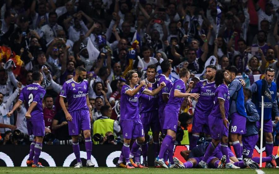УЕФА представил символическую сборную Лиги чемпионов