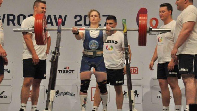 Колоссальный результат украинском Ларисы Соловьевой на Всемирных Играх: новый рекорд