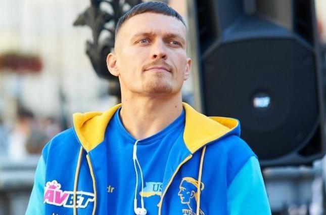 Бой Усика и Хука будет происходить не в Киеве