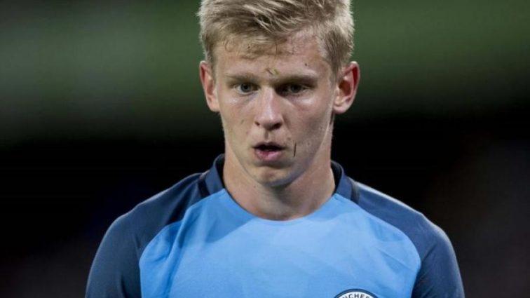 Украинский футболист имеет шанс закрепиться в Манчестер Сити