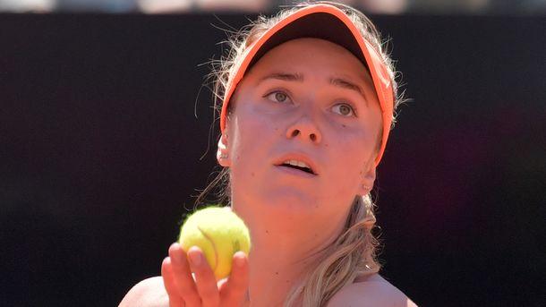 Элина Свитолина опустилась на пятое место в чемпионской гонке WTA