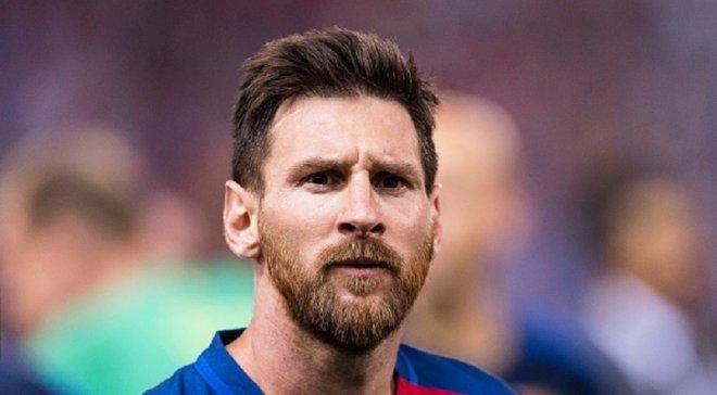 По новому контракту Лионель Месси в «Барселоне» будет получать 1 млн фунтов в неделю