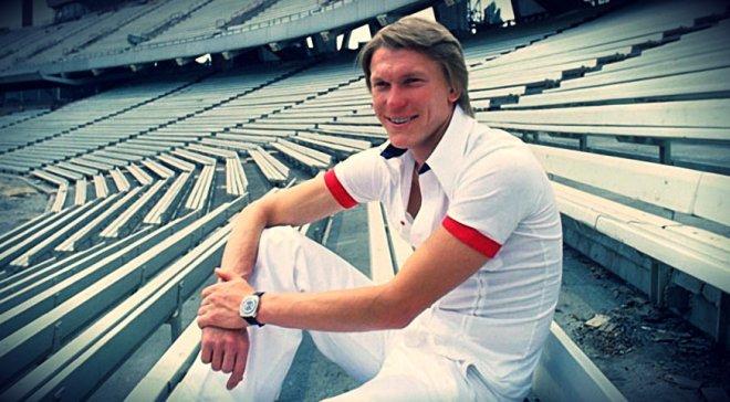 Олег Блохин попал в ТОП-50 величайших футболистов мира по версии FourFourTwo
