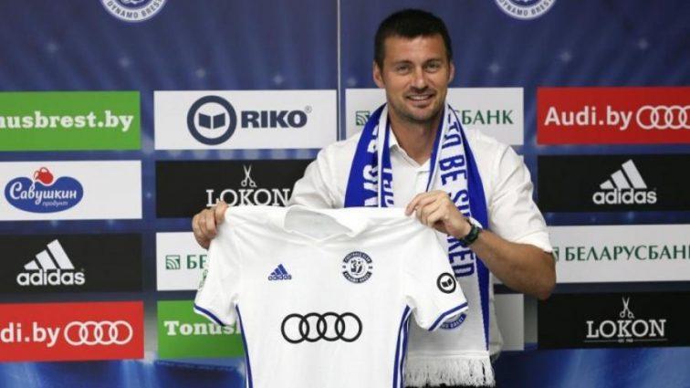 Милевский дебютировал за новый клуб в еврокубках