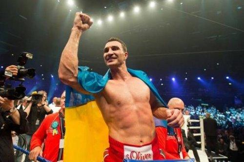 Рейтинг WBA Владимир Кличко в пятерке сильнейших