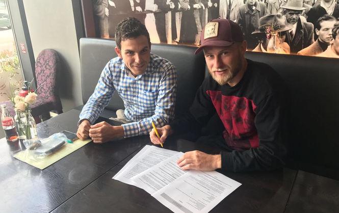 Экс-полузащитник сборной Украины вернулся в чемпионат Бельгии