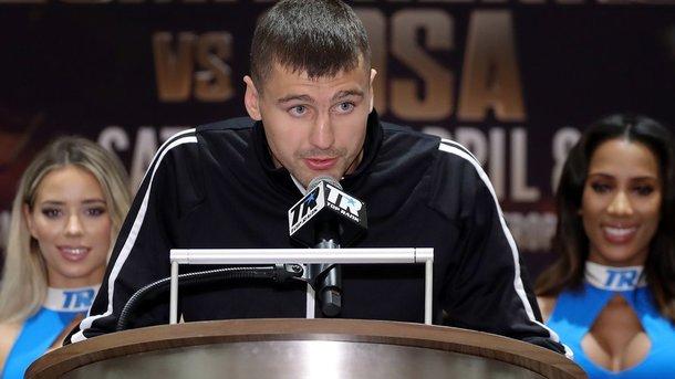 Александр Гвоздик проведет бой против Крейга Бейкера
