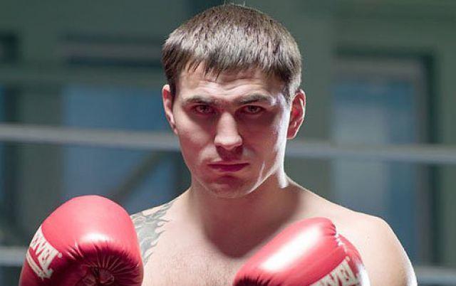 Украинский боксер принял российское гражданство
