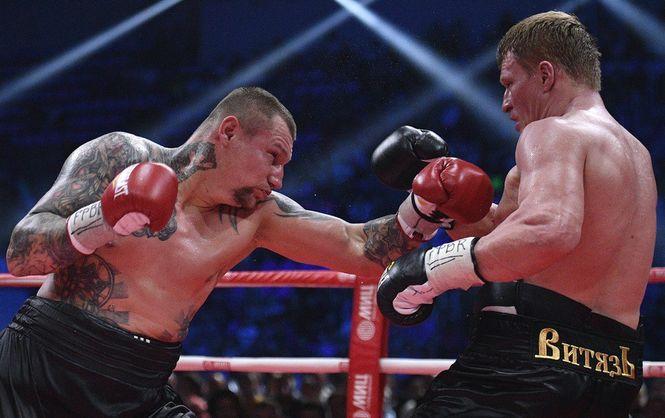 Руденко нацелился на реванш против Поветкина