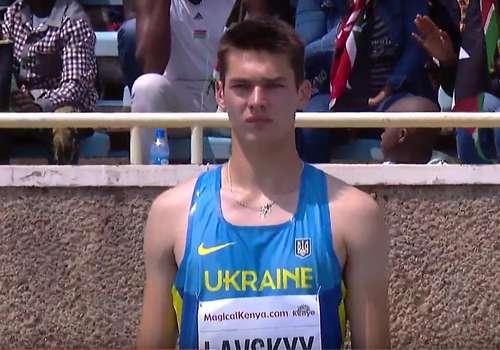 Львовский легкоатлет Владислав Лавский получил «бронзу» юниорского ЧМ-2017
